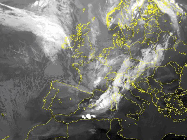 Cartina Satellitare Lombardia.Immagini Satellitari Centro Meteorologico Lombardo
